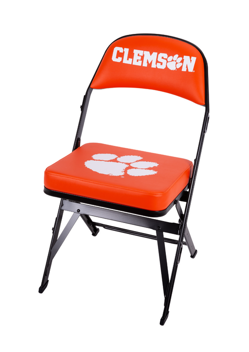 **PRE-ORDER** Clemson Tigers Team Bench Chair