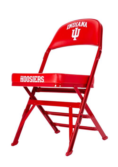 Indiana Hoosiers Team Bench Chair