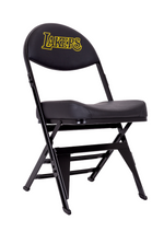 Lakers City Edition X-Frame Courtside Folding Chair