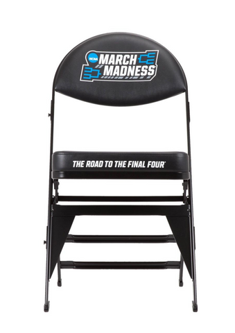NCAA Men's Basketball Tournament March Madness Bench Chair
