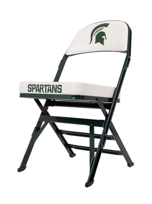 Michigan State Spartans Team Bench Chair