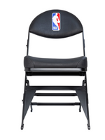 NBA Logo X-Frame Courtside Folding Chair