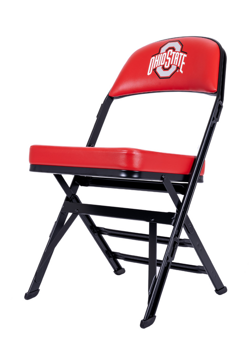 Ohio State Team Bench Chair - Red