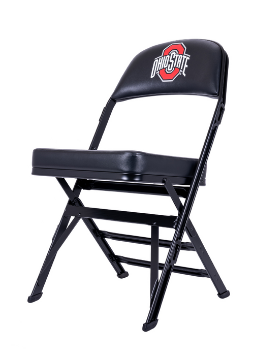 Ohio State Team Bench Chair - Black