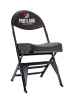 Portland Trail Blazers X-Frame Courtside Folding Chair