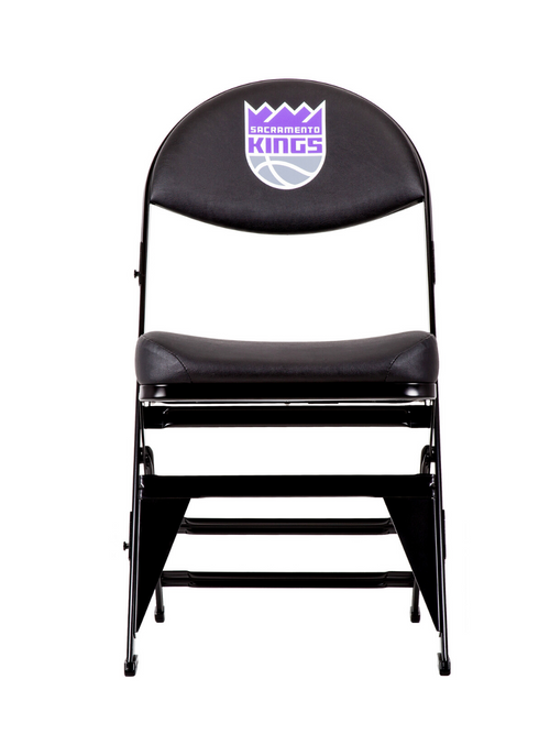 Sacramento Kings X-Frame Court Side Folding Chair
