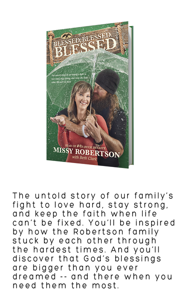 Blessed, Blessed ... Blessed by Missy Robertson