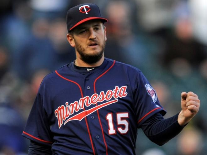 Glen Perkins Activated!