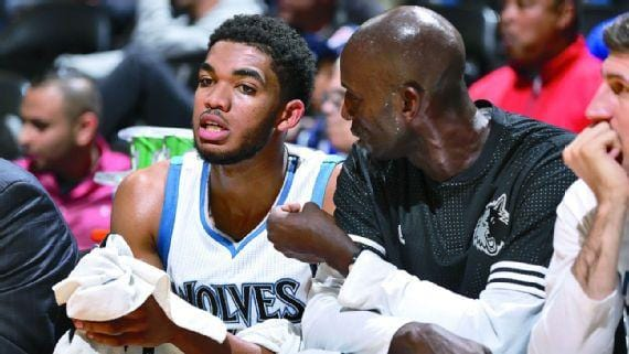 Karl-Anthony Towns Voted Rookie Of The Year!