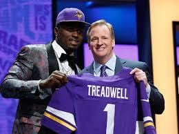 Laquon Treadwell to Minnesota Vikings!