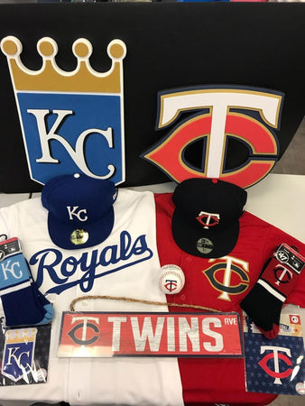 Minnesota Twins vs. Kansas City Royals! August 2018 Divisional Series!