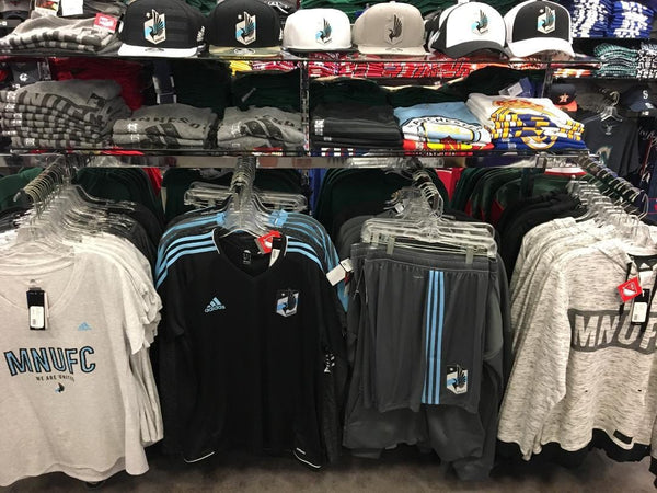 Minnesota United FC vs Los Angeles FC! Pro Image Sports is your Game Day Store!
