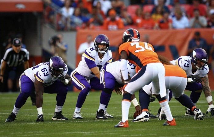 Over-reactions to Week 1 of Vikings Preseason Game vs. The Broncos (MSF Preview)