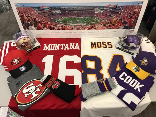 Week One of the NFL Season!! Minnesota Vikings vs. San Francisco 49ers!