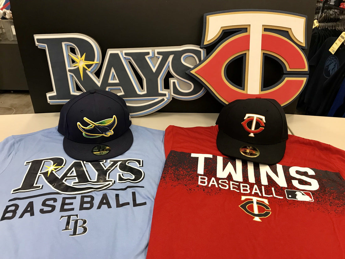 Minnesota Twins Vs. Tampa Bay Rays! July 2018