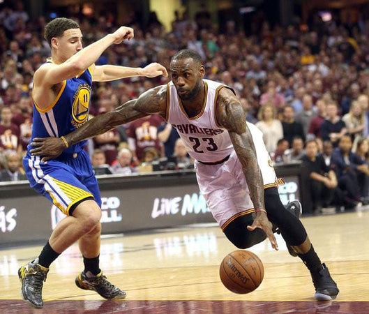 LeBron, Cavaliers Respond in Game 3, Win 120-90