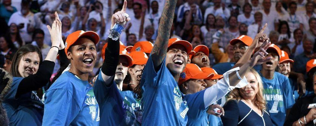 Minnesota Lynx Looking to Repeat In 2016