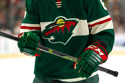Minnesota Wild adidas Jersey Collection