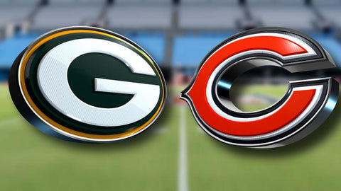 Chicago Bears play host to the Green Bay Packers 100th NFL Season Pro Image America