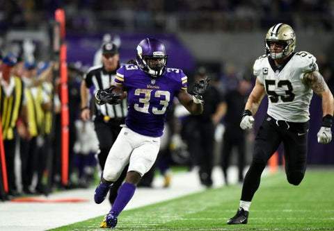 Dalvin Cook Minnesota Vikings Debut Pro Image Sports at Mall of America