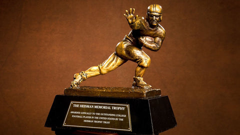Heisman Trophy - Pro Image Sports at Mall of America (picture courtesy of ESPN.com)