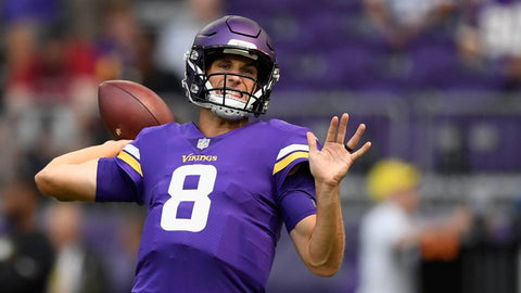 Kirk Cousins Minnesota Vikings Pro Image Sports at Mall of America
