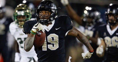 Mike Hughes Kick Return Touchdown UCF Pro Image Sports
