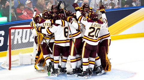 Minnesota Duluth National Championship Game Frozen Four Pro Image Sports