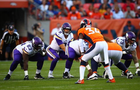 Minnesota Vikings vs. Denver Broncos 2018 Preseason Game