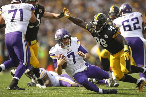 Minnesota Vikings Steelers Week 2 Pro Image Sports at Mall of America Blog