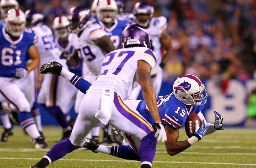 Week 3 'Guess The Score' Contest! Minnesota Vikings vs. Buffalo Bills!  supplier