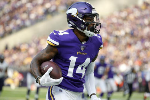 Stefon Diggs agrees to 5 year extension with the Minnesota Vikings