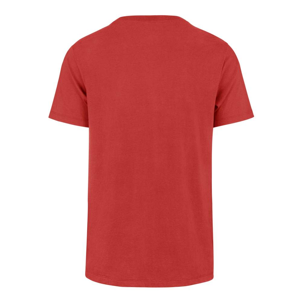 47 Brand Shirts Tampa Bay Buccaneers Legacy Replay Red Franklin Tee