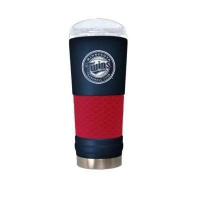 Great American Products Drinkware Minnesota Twins 24 oz. Team Colored Draft Tumbler