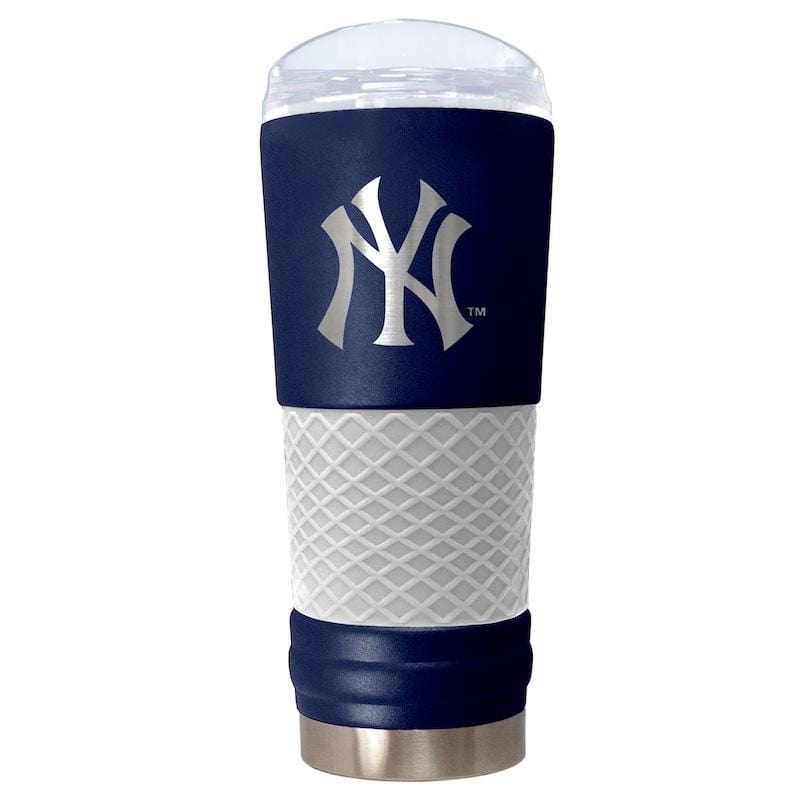 Great American Products Drinkware New York Yankees 18 oz. Team Colored Draft Tumbler