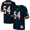 Mitchell & Ness Adult Jersey Brian Urlacher Chicago Bears Mitchell & Ness NFL 2001 Navy Throwback Jersey
