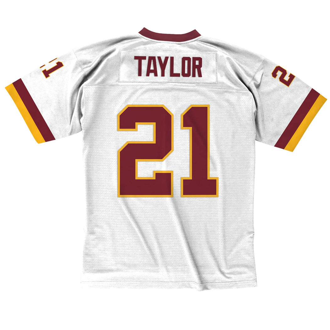 Mitchell & Ness Adult Jersey Sean Taylor Washington Football Team 2007 Mitchell & Ness White Throwback Jersey