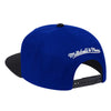 Mitchell & Ness Hats Adjustable / Blue Orlando Magic Classic Wool 2 Tone Blue Snapback Hat