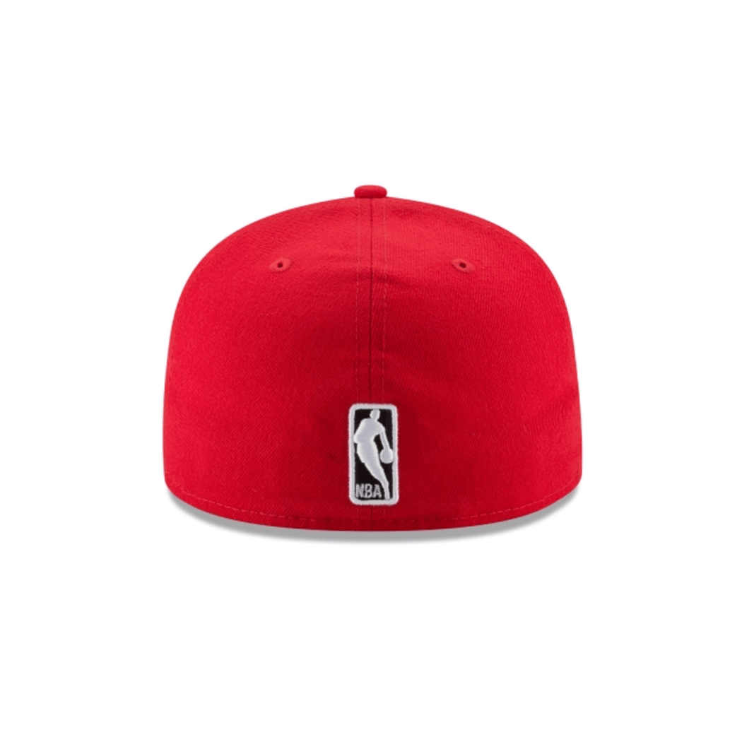 New Era Hats Chicago Bulls New Era NBA Red 59FIFTY Fitted Hat