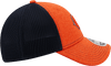 New Era Hats One Size / Orange/Navy Chicago Bears Flex Adjustable 9Forty Hat by New Era