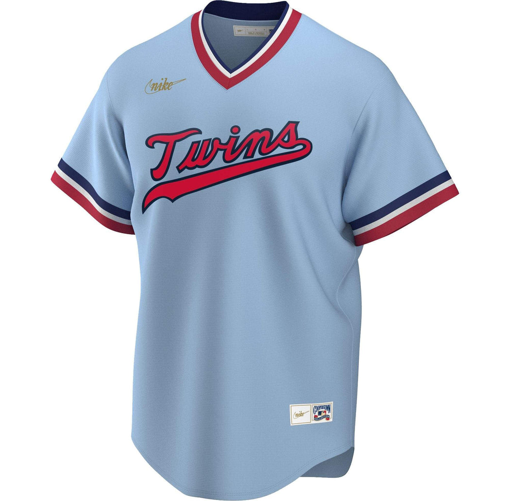 Nike Adult Jersey Harmon Killebrew Minnesota Twins Nike MLB Light Blue Throwback Jersey