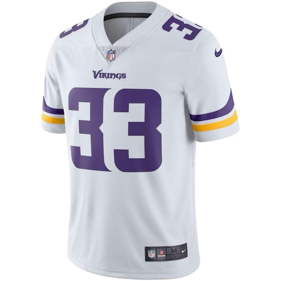 Nike Adult Jersey Men's Dalvin Cook Minnesota Vikings Nike White Limited Jersey