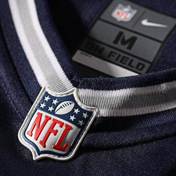 Nike Adult Jersey Men's Ezekiel Elliott Dallas Cowboys Nike Navy Game Jersey