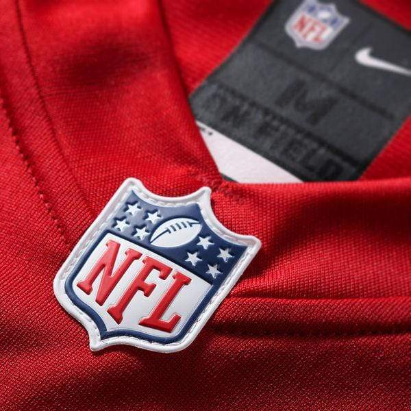 Nike Adult Jersey Men's Jimmy Garoppolo San Francisco 49ers Nike Red Game Jersey