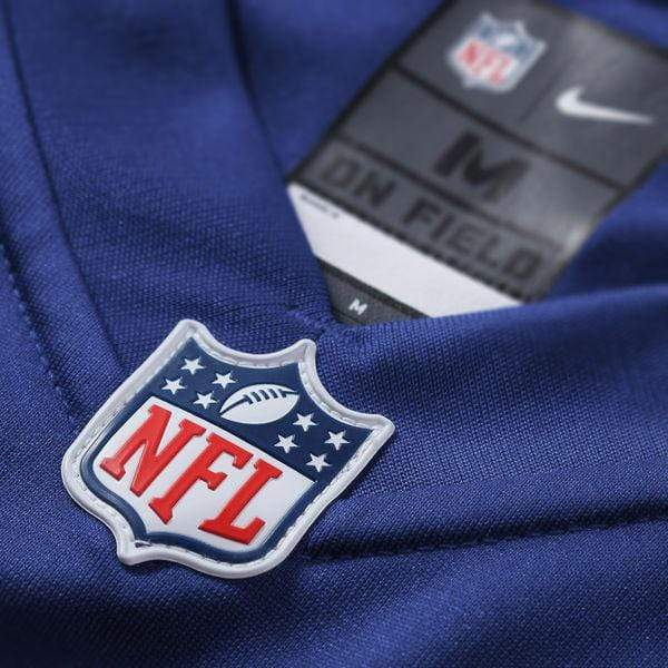 Nike Adult Jersey Saquon Barkley New York Giants Jersey Nike Men's Blue Game