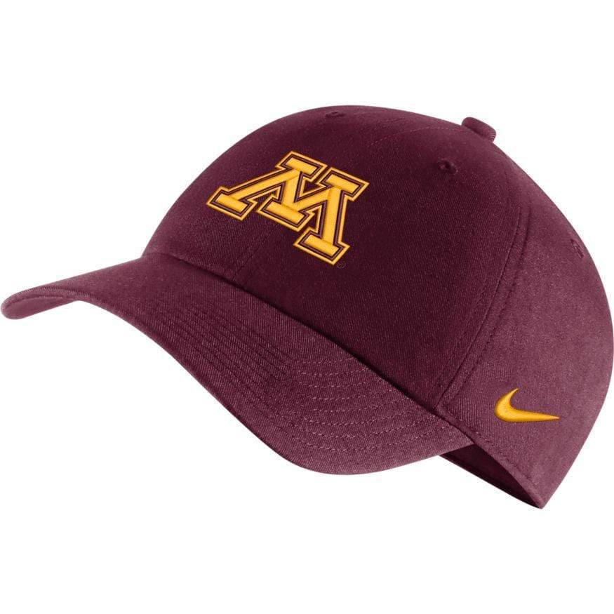 Nike Hats OSFM / Maroon Minnesota Gophers Nike College Heritage86 Maroon Adjustable Hat