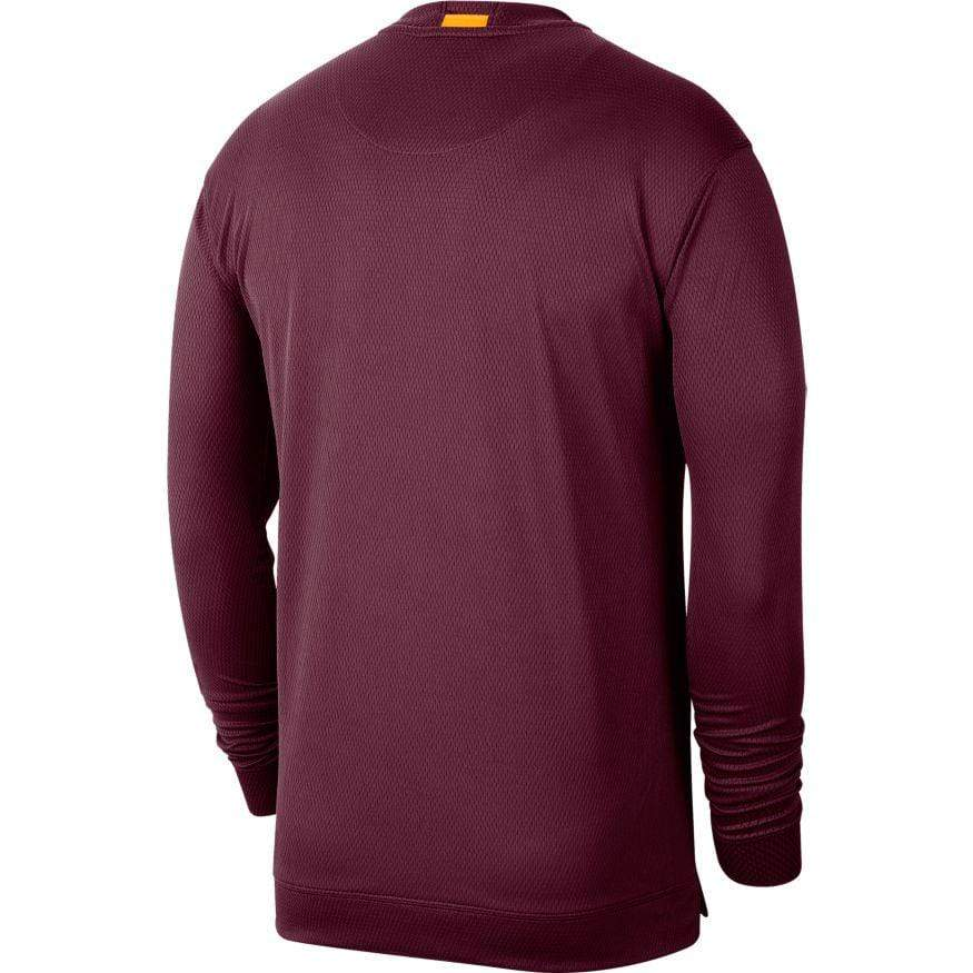Nike Shirts Minnesota Gophers Nike Dri Fit Spotlight Long Sleeve T-Shirt