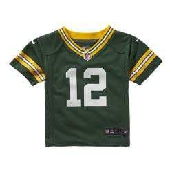 Nike Youth Jersey Toddler Aaron Rodgers Green Bay Packers Green Nike Jersey (2T-4T)