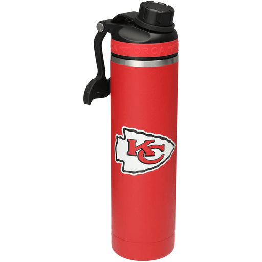 ORCA Novelty Kansas City Chiefs ORCA 22oz. Hydra Color Logo Water Bottle