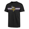 Pro Image Sports at the Mall of America Minnesota Vikings '47 Coast to Coast Black T-shirt